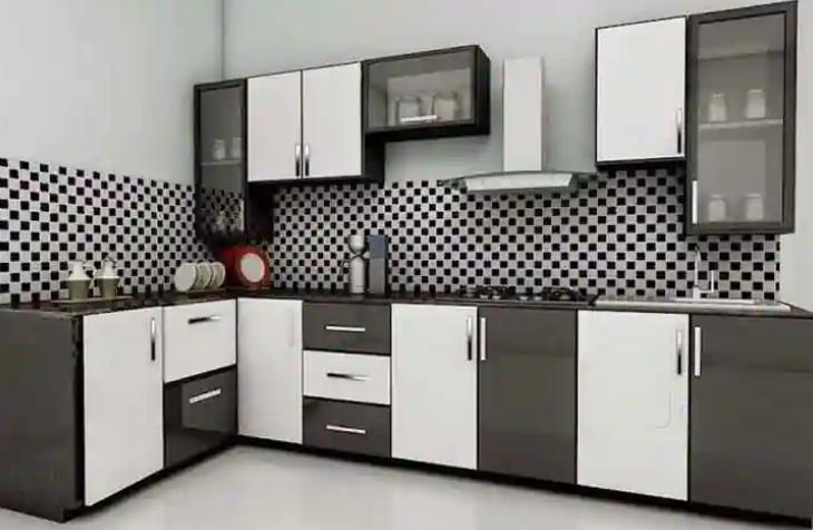 Kitchen design Hussain Interior Decorator