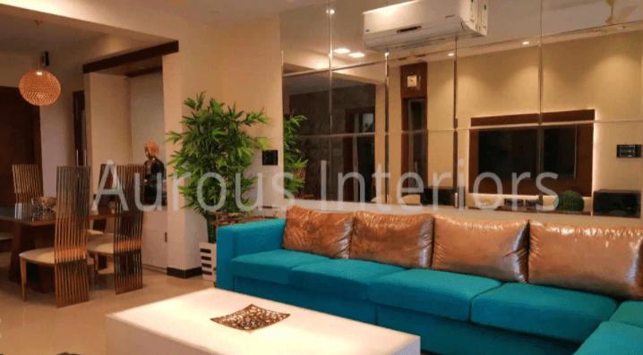 bedroom by Aurous Interiors Pvt Ltd