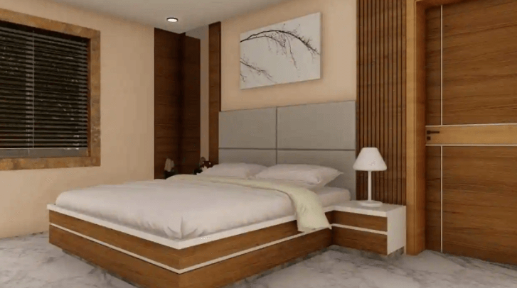 bedroom design by Hierarchy Architects