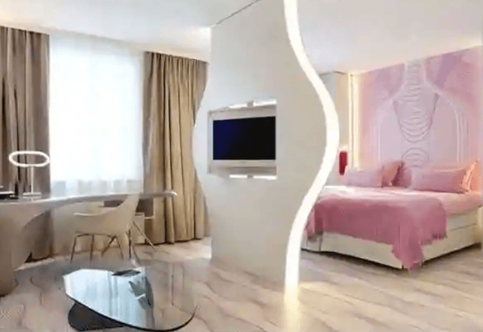 bedroom design by NCR Home Interior