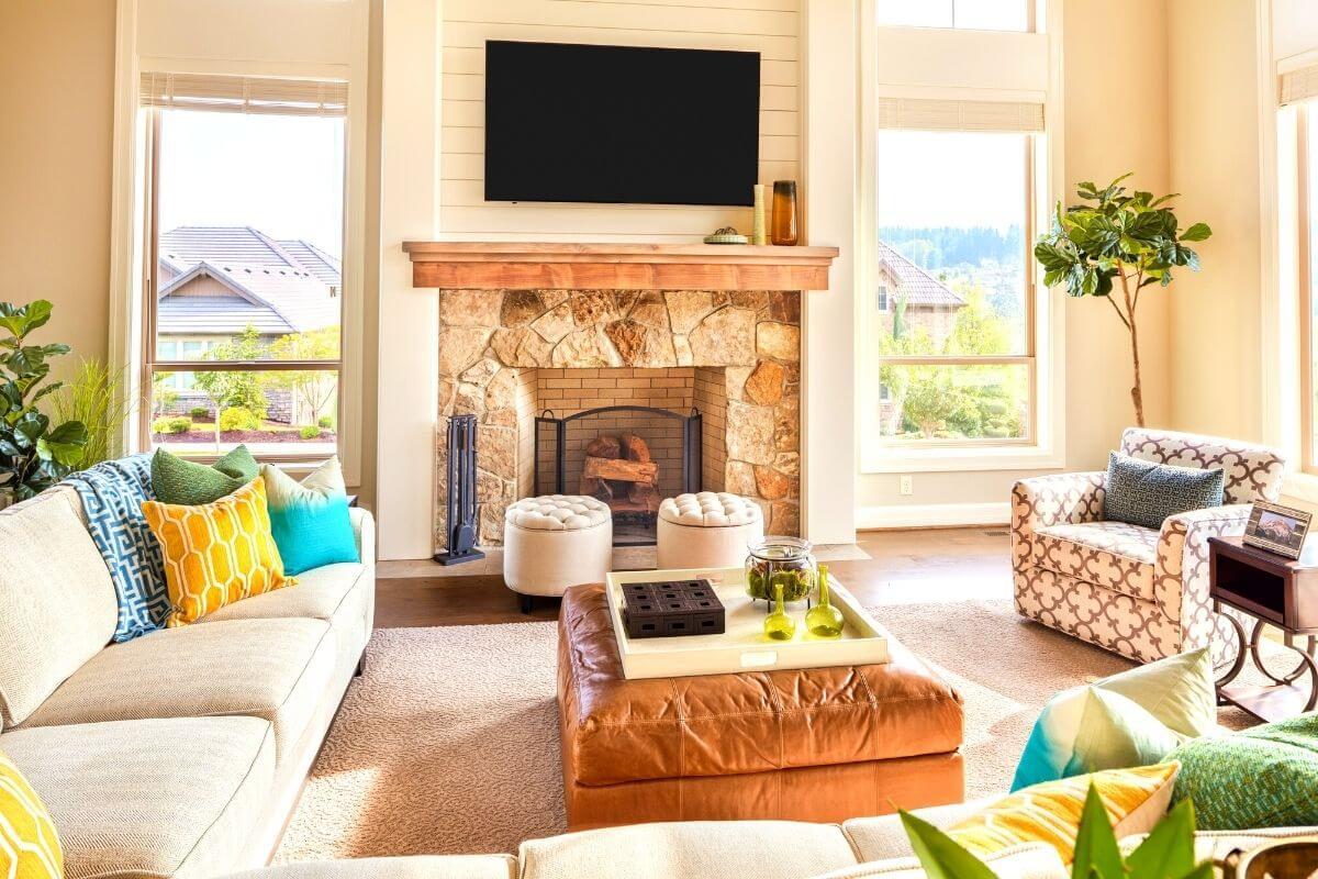 best living room interior design by livproo