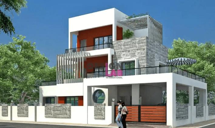 building design by Nawaz Builder