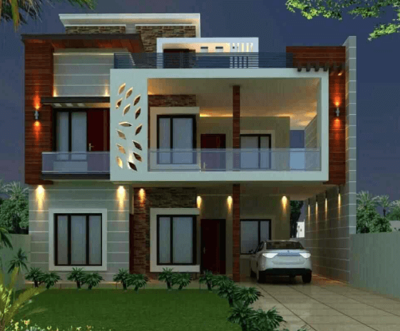 building design by Vastu Design Associate