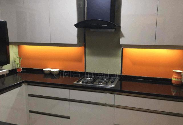 kitchen design by Gmg Interiors