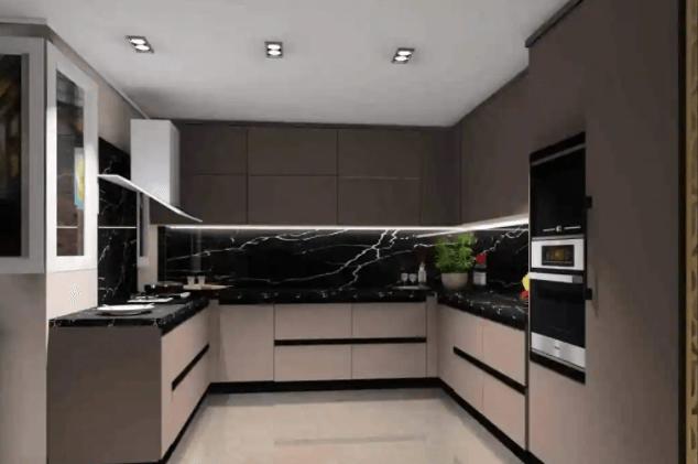 kitchen design by Mayur Interiors
