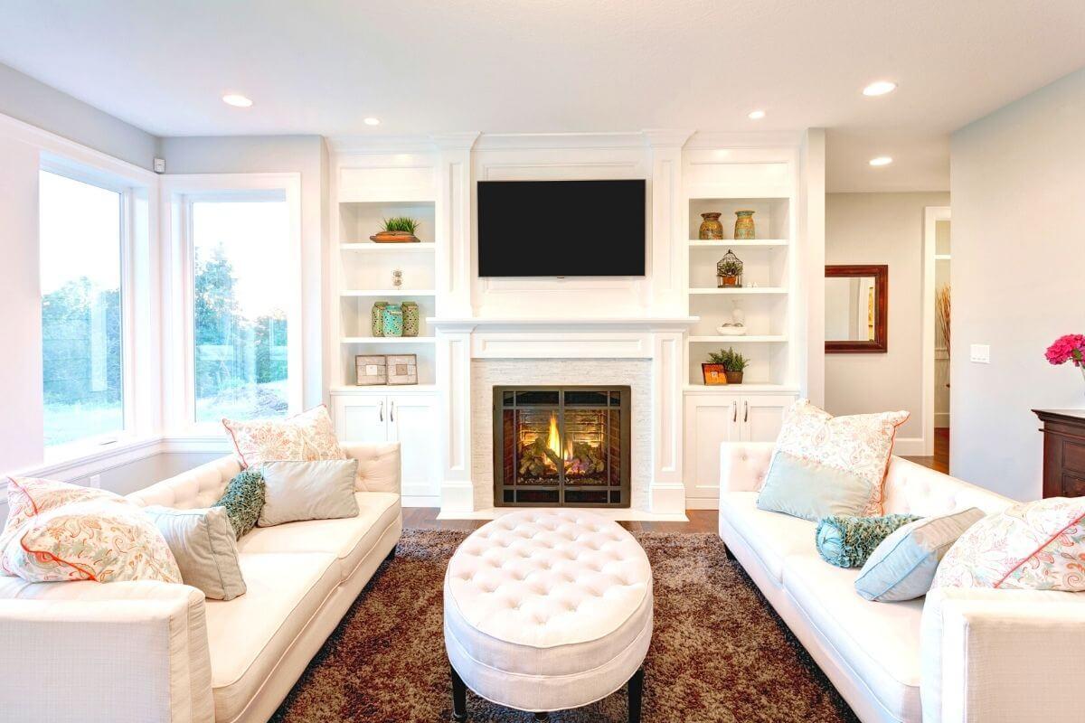 living room vastu