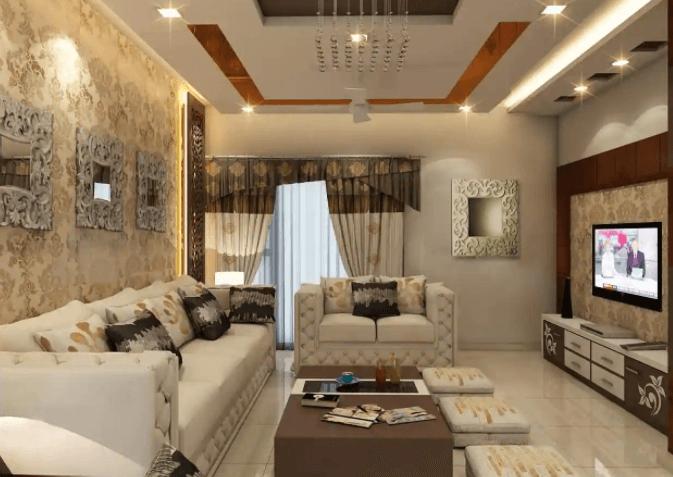 livingroom design by Incense Interior Exterior Pvt Ltd