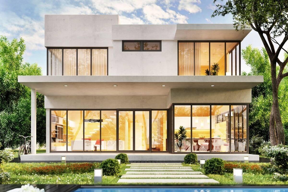 new house interior design