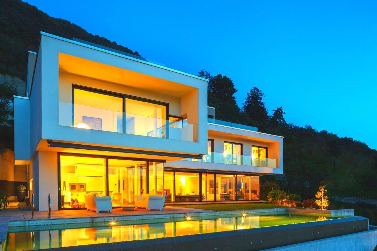 single floor home front design livproo