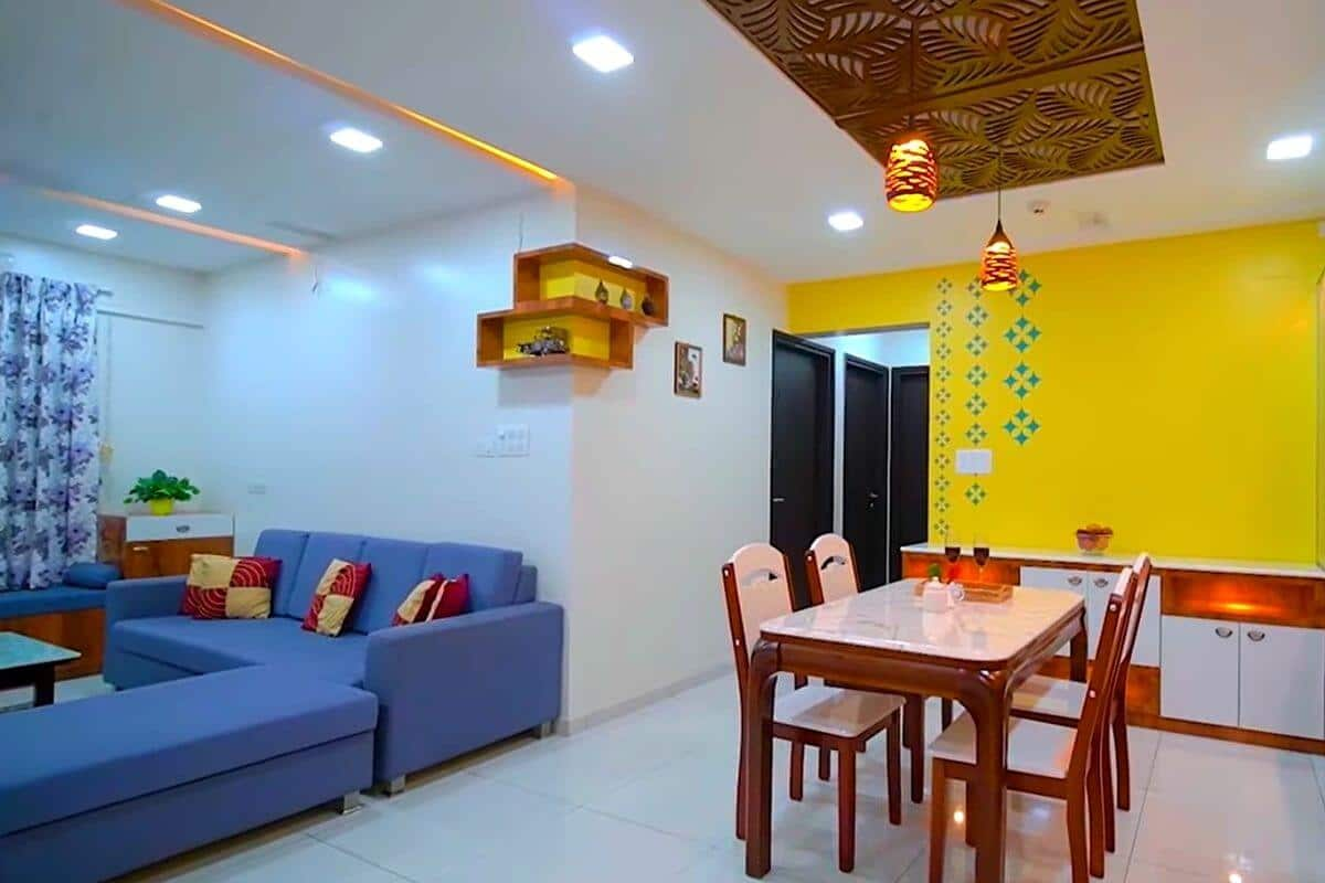 3 Bedroom House dinning room