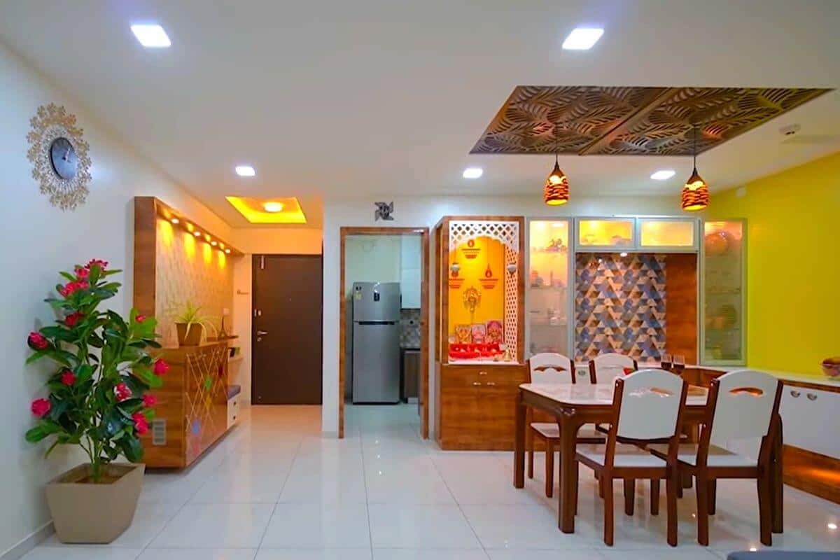 3 Bedroom House outer room view