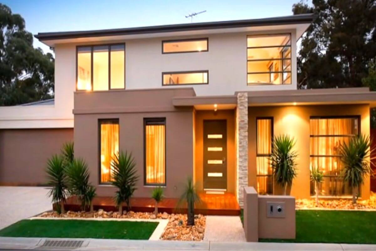 Independent Indian Normal House Front Elevation Designs