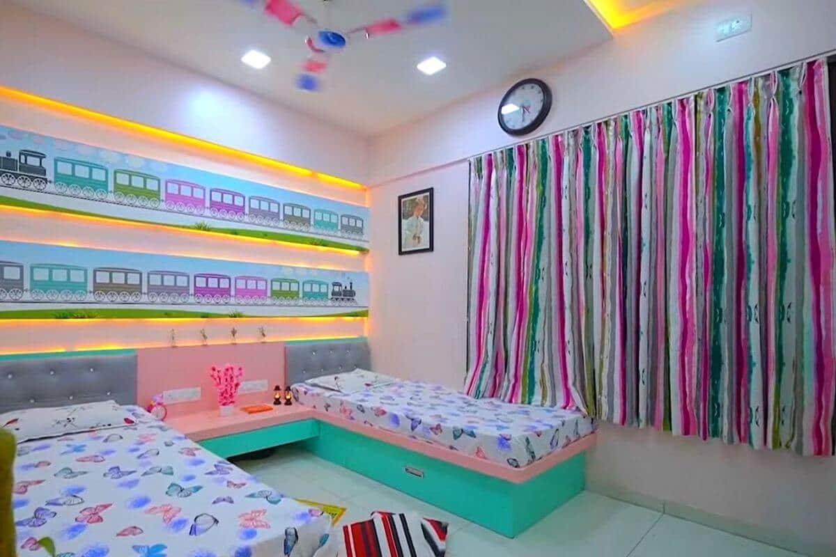 Kids Bedroom for 3 bedroom house