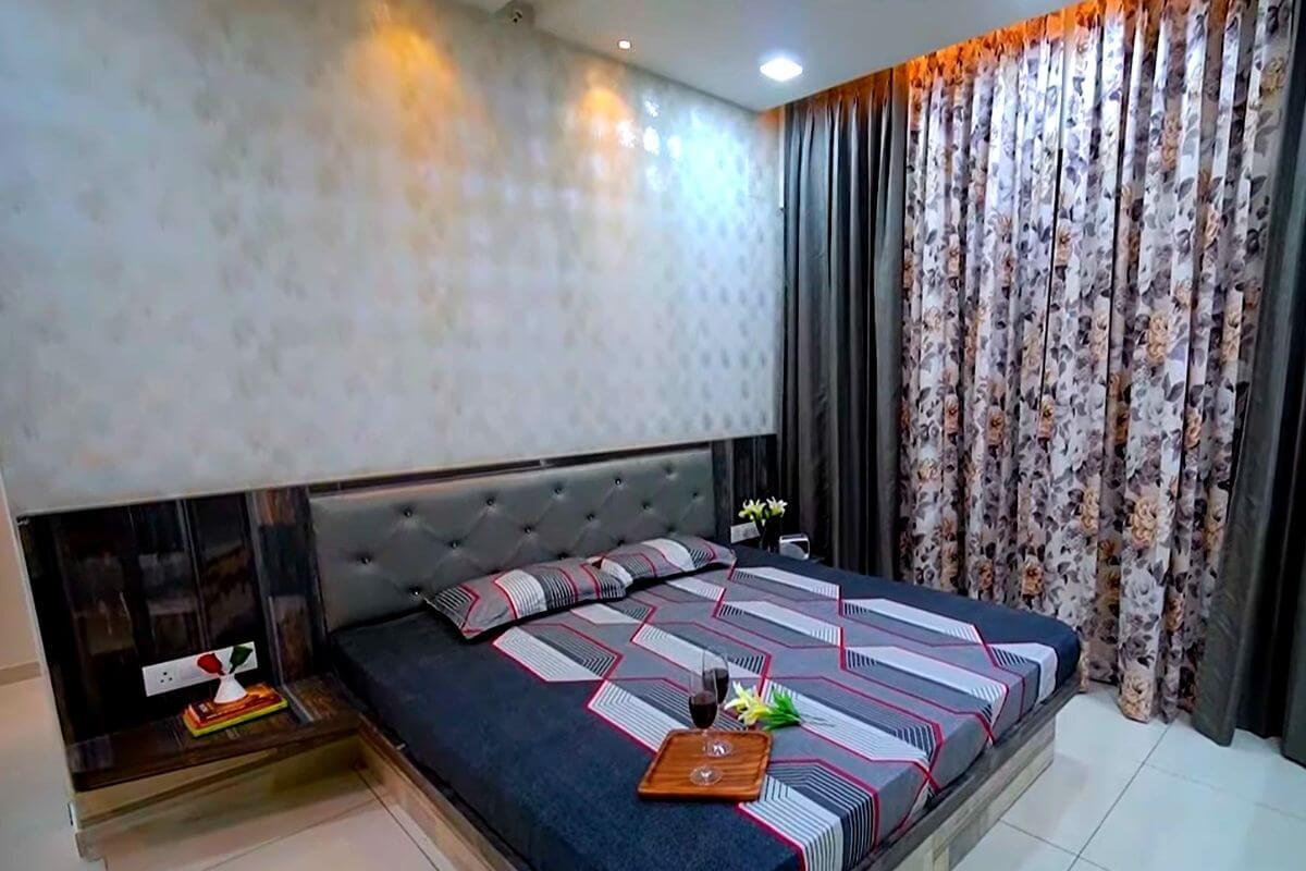 Master Bedroom for 3 bedroom house