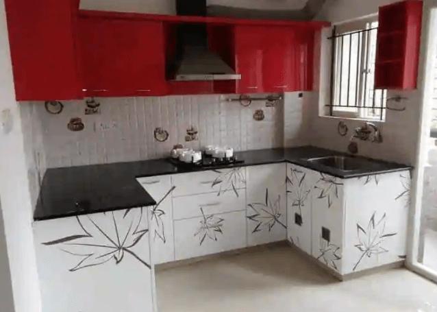kitchen design by Nice Choice Interior